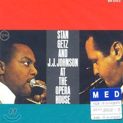 Stan Getz, J.J.Johnson - Getz And J.J. At The Opera House