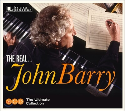John Barry (존 배리) - The Ultimate The John Barry Collection: The Real… (얼티메이트 컬렉션 더 리얼 시리즈)