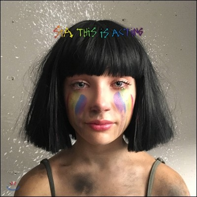 Sia (시아) - This Is Acting [Deluxe Edition Version]