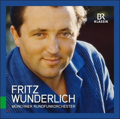 Fritz Wunderlich 프리츠 분덜리히 - 뮌헨 방송교향악단과의 기억들 (Fritz Wunderlich 1930-1966)