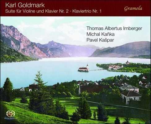 Thomas Albertus Irnberger 카를 골드마르크: 바이올린 모음곡 2번, 피아노 삼중주 1번 (Karl Goldmark: Suite for Violin & Piano, Piano Trio)
