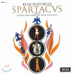 하차투리안 : 스파르타쿠스 & 글라주노프 : 사계 - 앙세르메