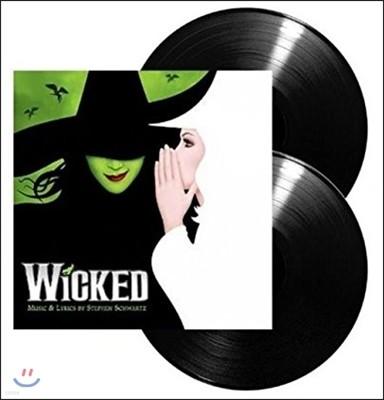 뮤지컬 위키드 사운드트랙 (Wicked - Original Broadway Cast Recording) [2LP]