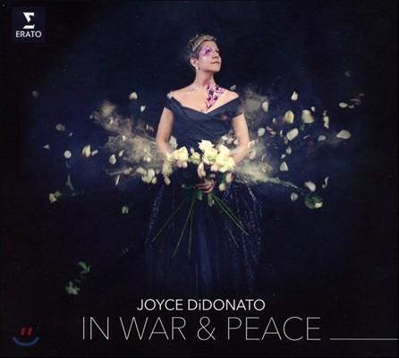 Joyce DiDonato 조이스 디도나토 바로크 아리아 - 전쟁과 평화 (In War & Peace)
