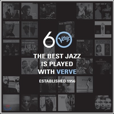 버브 60주년 기념 한정반 (The Best Jazz Is Played With Verve) [3LP]