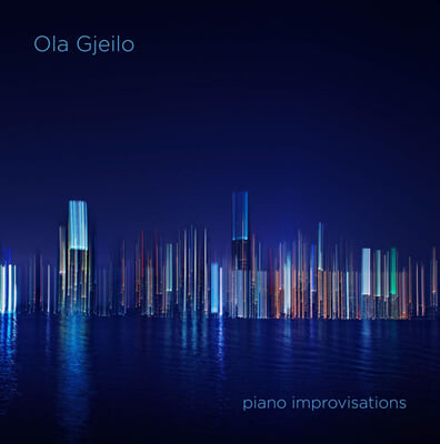Ola Gjeilo 올라 야일로: 피아노 임프로비제이션 (Piano Improvisations) [LP]