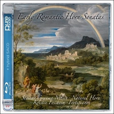 Steinar Granmo Nilsen 초기 낭만주의 호른 소나타집: 페르디난드 리스 / 프란츠 단치 외 (Early Romantic Horn Sonatas: Ferdinand Ries / Franz Danzi / Nikolaus von Krufft)