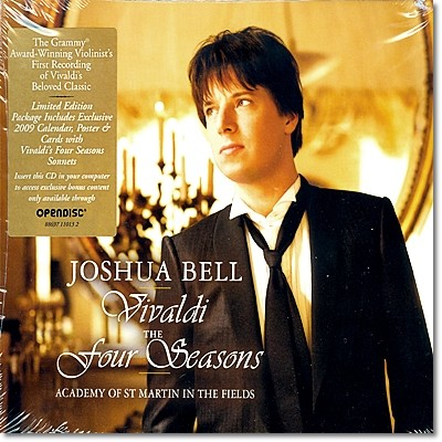 Joshua Bell 비발디: 사계 (Vivaldi: The Four Seasons)