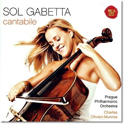 Sol Gabetta 칸타빌레 - 솔 가베타 첼로 연주집 (Cantabile)