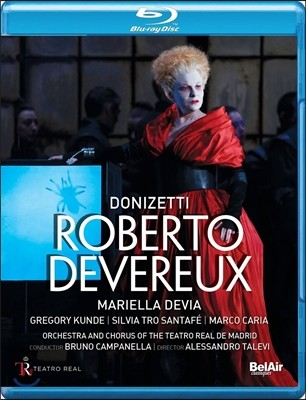 Mariella Devia / Bruno Campanella 도니제티: 로베르토 데브뢰 (Donizetti: Roberto Devereux) 마리엘라 데비아, 브루노 캄파넬라