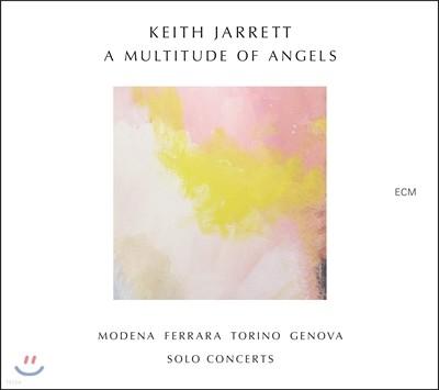 Keith Jarrett (키스 재럿) - A Multitude of Angels (무수의 천사들)