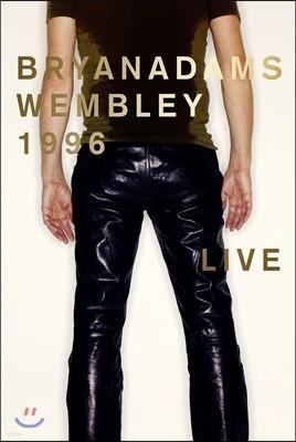 Bryan Adams (브라이언 아담스) - Live At Wembley 1996 (웸블리 스타디움 라이브 DVD)