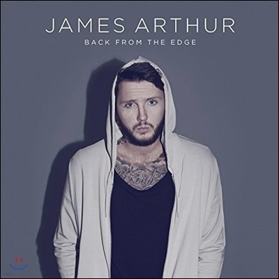 James Arthur (제임스 아서) - Back From The Edge [Deluxe Edition]