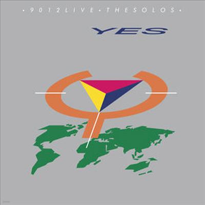 Yes - 9012Live - The Solos (Ltd. Ed)(CCVinyl.com Exclusive)(Gatefold)(180G)(LP)