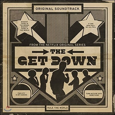더 겟 다운 드라마 음악 (The Get Down OST To The Netflix Original Series)