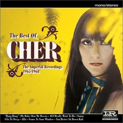 Cher - The Best Of Cher : The Imperial Recordings