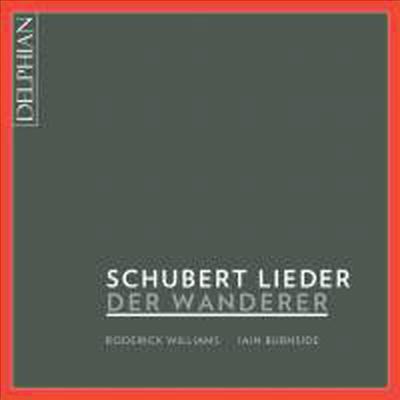 방랑자 - 슈베르트: 가곡집 (Der Wanderer - Schubert: Lieder) - Roderick Williams