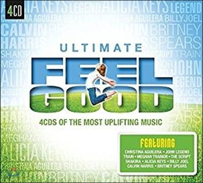Ultimate Feelgood : 4CDs Of The Most Uplifting Music (얼티메잇 필굿)