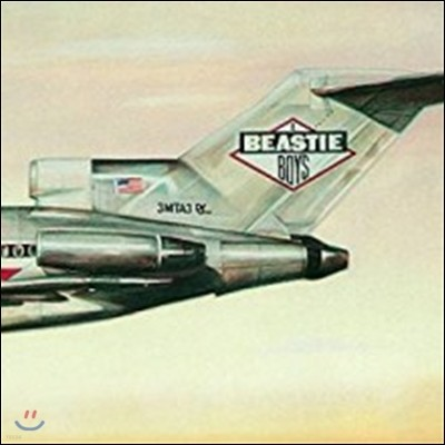 Beastie Boys (비스티 보이즈) - Licensed To Ill [LP]