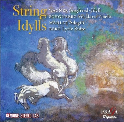 Bruno Walter 바그너: 지그프리트의 목가 [관현악 버전] / 쇤베르크: 정화된 밤 / 말러: 교향곡 10번 아다지오 (String Idylls - Wagner / Schoenberg / Mahler / Berg)