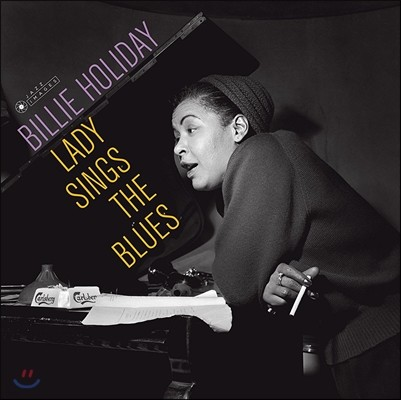 Billie Holiday (빌리 홀리데이) - Lady Sings the Blues [LP]