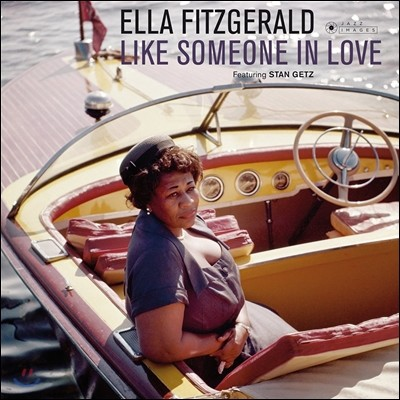 Ella Fitzgerald (엘라 피츠제럴드) - Like Someone in Love [LP]