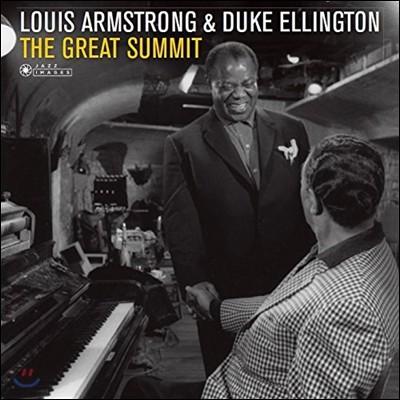 Louis Armstrong & Duke Ellington (루이 암스트롱, 듀크 엘링턴) - Great Summit [LP]