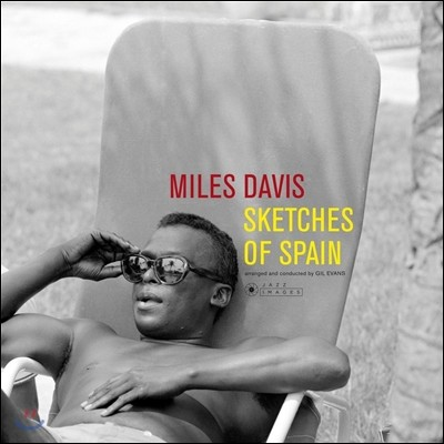 Miles Davis (마일즈 데이비스) - Sketches Of Spain [LP]