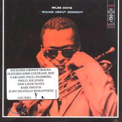 Miles Davis Quintet (마일즈 데이비스 퀸텟) - 'Round About Midnight