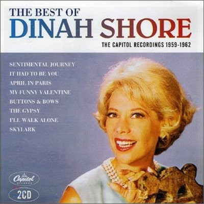 Dinah Shore - Best Of Dinah Shore : Capitol Recordings 1959-1962