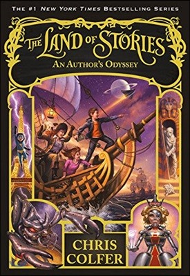 The Land of Stories #5 : An Author's Odyssey