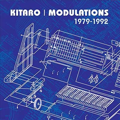 Kitaro (기타로) - Modulations 1979-1982 (CD)