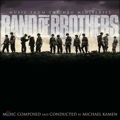 밴드 오브 브라더스 드라마 음악 (Band Of Brothers OST by Michael Kamen (마이클 케이먼) [2 LP]