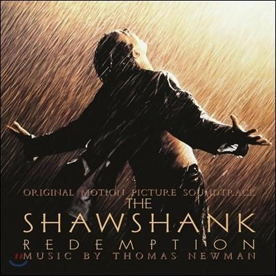 쇼생크 탈출 영화음악 (Shawshank Redemption OST by Thomas Newman) [블랙 디스크 2 LP]