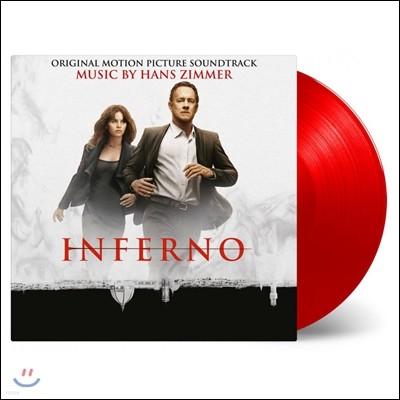 인페르노 영화음악 (Inferno OST by Hans Zimmer 한스 짐머) [레드 컬러 2LP]