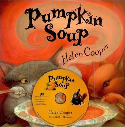 Pumpkin Soup (Book & CD)