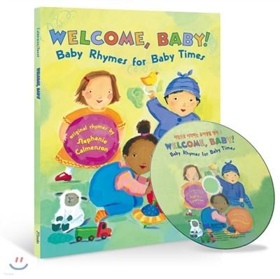 [노부영] Welcome Baby! Baby Rhymes for Baby Times
