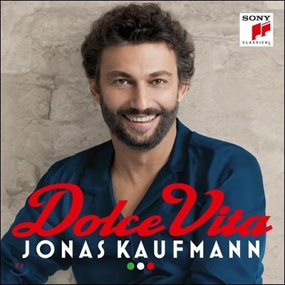 Jonas Kaufmann 요나스 카우프만의 달콤한 인생 [돌체 비타] - 이탈리아 앨범 (Dolce Vita) [2LP]