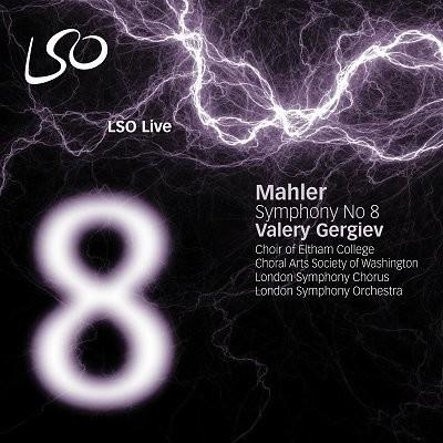 Valery Gergiev 말러: 교향곡 8번 - 게르기에프