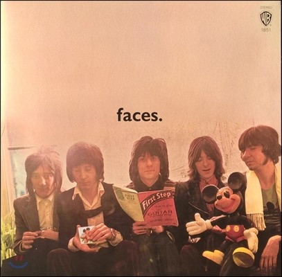 Small Faces (스몰 페이시스) - First Step [LP]