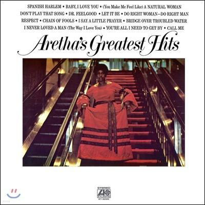 Aretha Franklin (아레사 플랭클린) - Greatest Hits [LP]