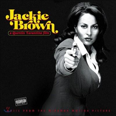 재키 브라운 영화음악 (Jackie Brown OST) [LP]