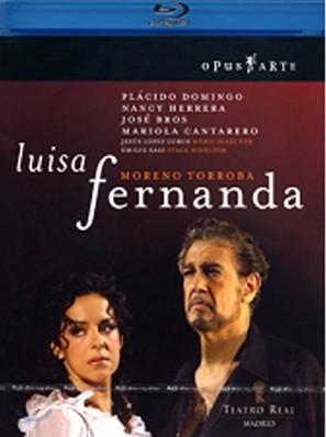 Placido Domingo 모레노 토로바: 루이사 페르난다 - 플라시도 도밍고 (Moreno Torroba : Luisa Fernanda)