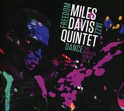 Miles Davis Quintet (마일스 데이비스 퀸텟) - Freedom Jazz Dance: The Bootleg Series Vol. 5 (부트렉 시리즈 5집)