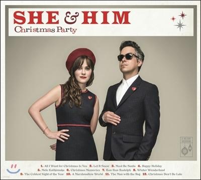 She & Him (쉬 앤 힘) - Christmas Party (크리스마스 파티)