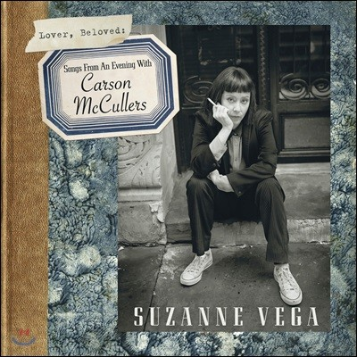 Suzanne Vega (수잔 베가) - Lover, Beloved: Songs from an Evening with Carson McCullers (카슨 맥컬러스를 위한 노래) [LP]