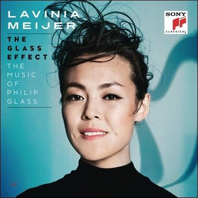 Lavinia Meijer 라비니아 마이어 - 더 글래스 이펙트: 필립 글래스 헌정음반 (The Glass Effect - The Music of Philip Glass) [2 LP]