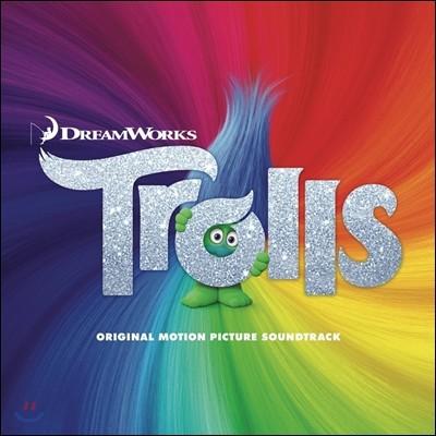드림웍스 애니메이션 '트롤' 영화음악 (Trolls OST by Justin Timberlake 저스틴 팀버레이크) [LP]