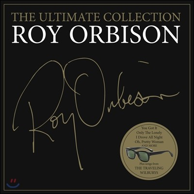 Roy Orbison (로이 오비슨) - The Ultimate Collection [2LP]