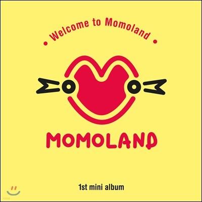 모모랜드 - 미니앨범 1집 : Welcome to Momoland